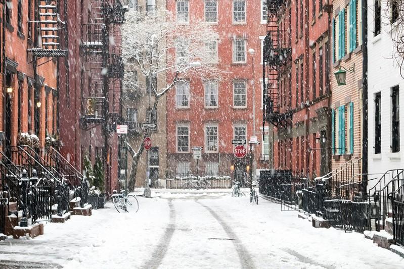 Queens Winter