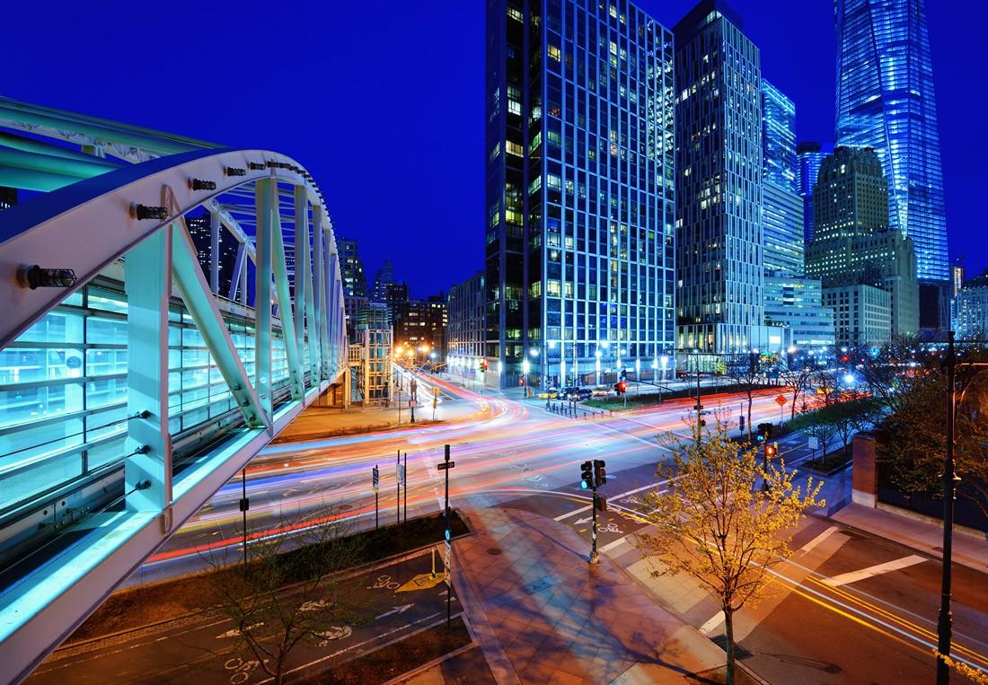 Tribeca NYC Bridge